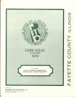 Title Page, Fayette County 1979